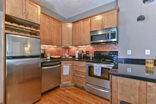 23 Fleet Street #9, Boston, MA 02113 (MLS #72213107) :: Goodrich Residential