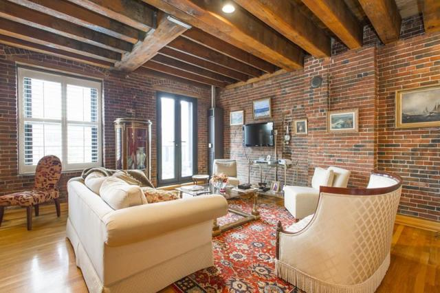 28 Atlantic Ave #317, Boston, MA 02110 (MLS #72213266) :: Ascend Realty Group