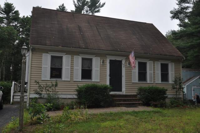 9 Cushman Street, Middleboro, MA 02346 (MLS #72213329) :: Anytime Realty