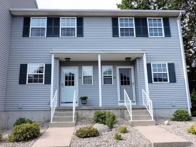 41 Waters Edge #41, Ludlow, MA 01056 (MLS #72213564) :: Exit Realty