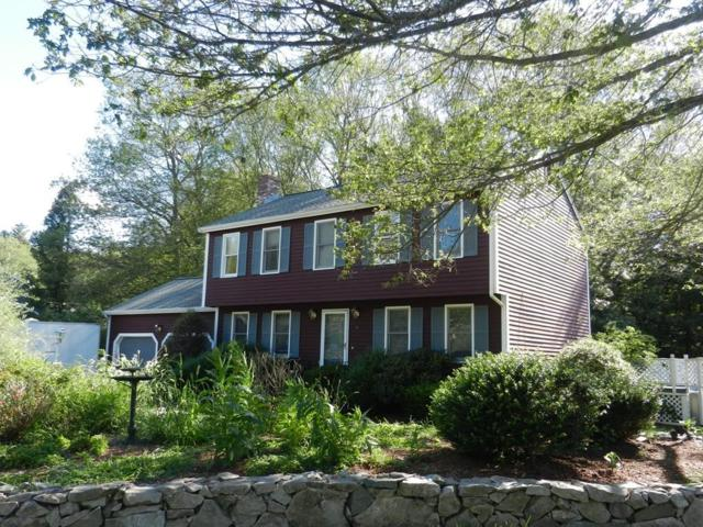6 Gaskill Circle, Hopedale, MA 01747 (MLS #72213654) :: Anytime Realty