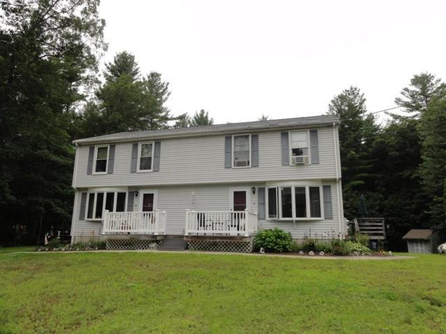 60 Walker Rd #1, Shirley, MA 01464 (MLS #72213712) :: The Home Negotiators