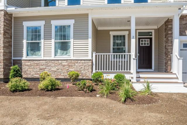 100 Baldwin Avenue #30, Woburn, MA 01801 (MLS #72213830) :: Kadilak Realty Group at RE/MAX Leading Edge