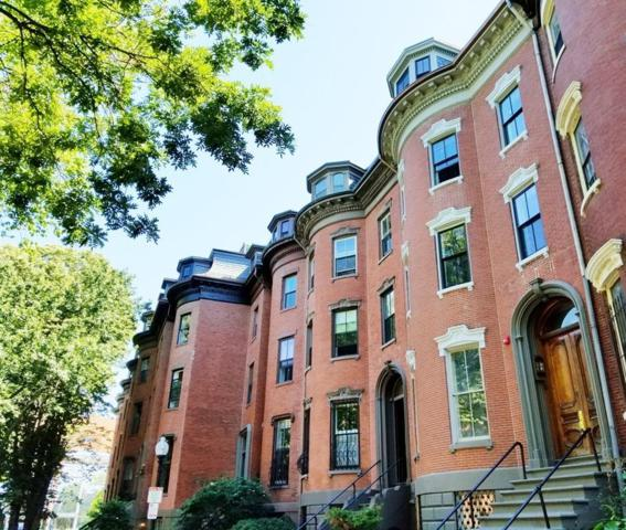 25 Worcester Sq Unit 5 #5, Boston, MA 02118 (MLS #72213856) :: Goodrich Residential