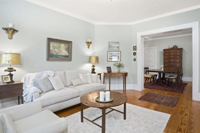 90 P Street #3, Boston, MA 02127 (MLS #72214213) :: Goodrich Residential