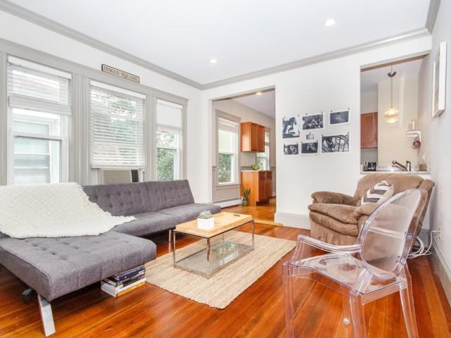 90-1/2 Inman Street #3, Cambridge, MA 02139 (MLS #72214239) :: Goodrich Residential