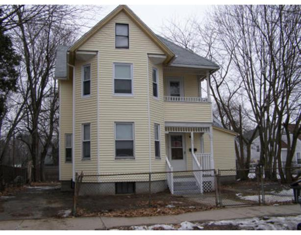 155 College St, Springfield, MA 01109 (MLS #72214251) :: Trust Realty One