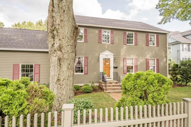 133 West Street, Reading, MA 01867 (MLS #72214291) :: Kadilak Realty Group at RE/MAX Leading Edge
