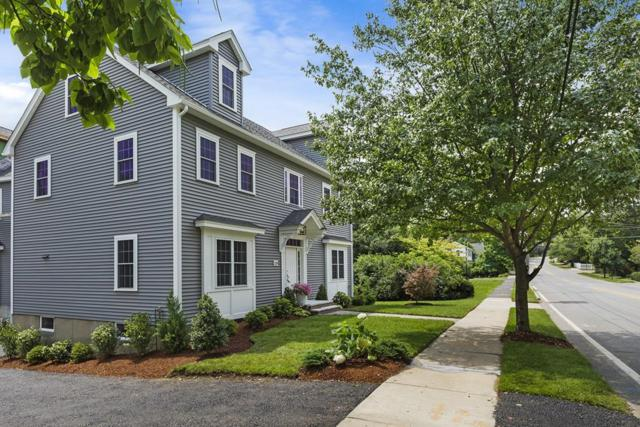 226 Cross Street #226, Winchester, MA 01890 (MLS #72214308) :: Kadilak Realty Group at RE/MAX Leading Edge