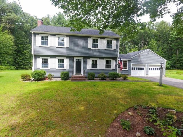 503 Lowell Rd, Groton, MA 01450 (MLS #72214343) :: Exit Realty
