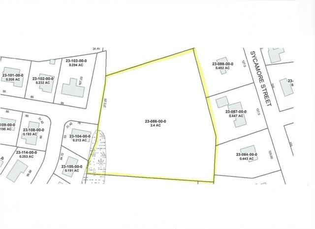 0 Ernest Street, Holbrook, MA 02343 (MLS #72214390) :: Kadilak Realty Group at RE/MAX Leading Edge