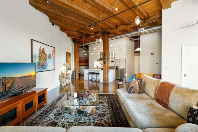 35 Channel Center Street #202, Boston, MA 02110 (MLS #72214505) :: Goodrich Residential