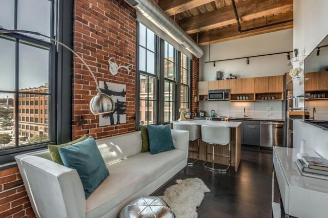319 A St #410, Boston, MA 02210 (MLS #72214510) :: Ascend Realty Group