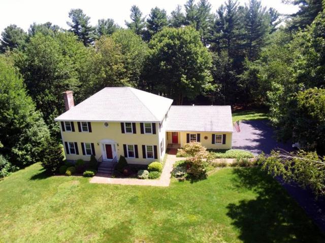 43 Birch Drive, Sterling, MA 01564 (MLS #72214562) :: The Home Negotiators