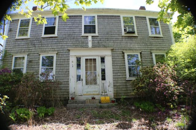4 Mayflower Rd, Plympton, MA 02367 (MLS #72214816) :: Anytime Realty