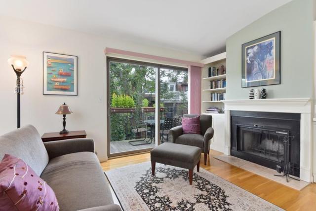 34 Hanson St #5, Boston, MA 02118 (MLS #72214939) :: Goodrich Residential