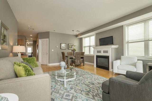 8-10 Howell St #4, Boston, MA 02125 (MLS #72214947) :: Goodrich Residential