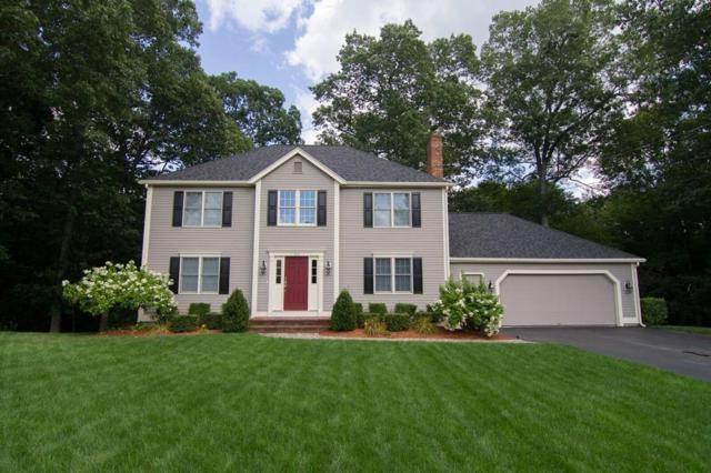 112 Rosewood Lane, North Attleboro, MA 02760 (MLS #72214977) :: Anytime Realty