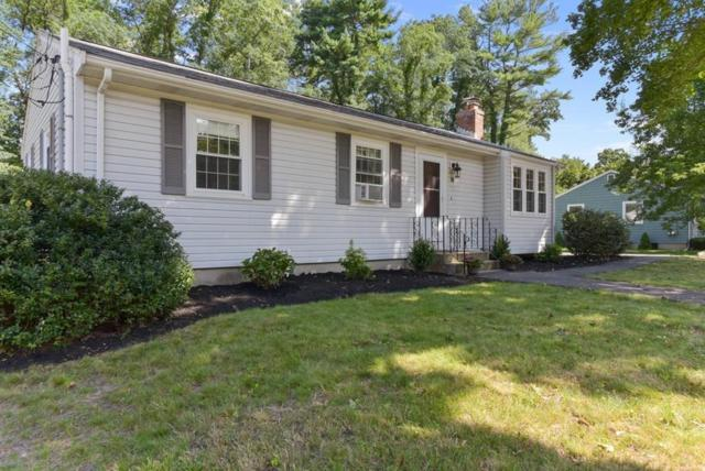 10 Pineridge Road, Wilmington, MA 01887 (MLS #72214987) :: Goodrich Residential
