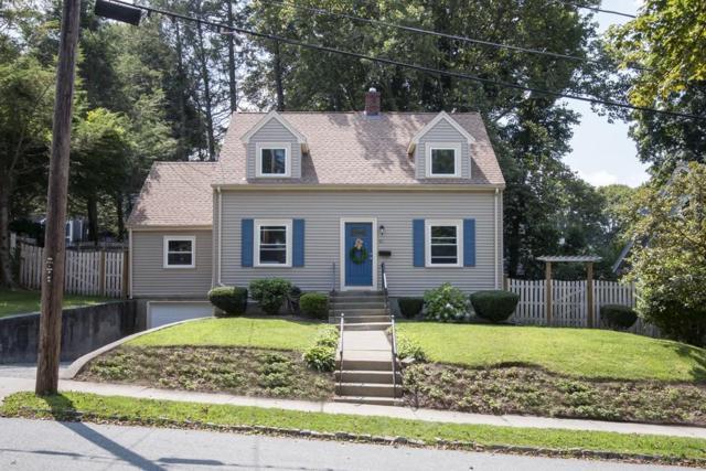 21 Englewood Rd, Winchester, MA 01890 (MLS #72215413) :: Westcott Properties