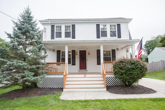 27 Brook St., North Attleboro, MA 02760 (MLS #72215423) :: Anytime Realty