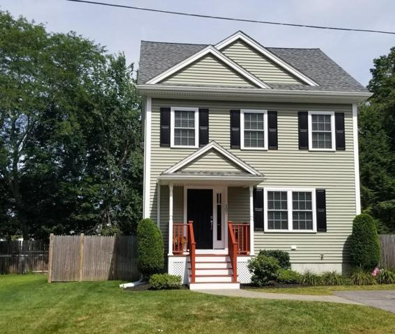 107 Milner Street, Waltham, MA 02451 (MLS #72215514) :: Westcott Properties
