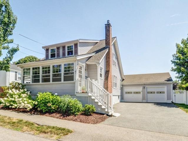91 Wood St, Milton, MA 02186 (MLS #72215523) :: Westcott Properties