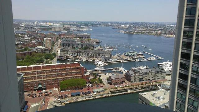 65 East India Row 36C, Boston, MA 02110 (MLS #72215765) :: Ascend Realty Group