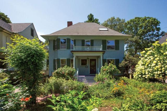 125 Parker St, Newton, MA 02459 (MLS #72215785) :: Ascend Realty Group
