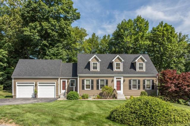 12 Iris Ct #12, Lunenburg, MA 01462 (MLS #72215872) :: The Home Negotiators