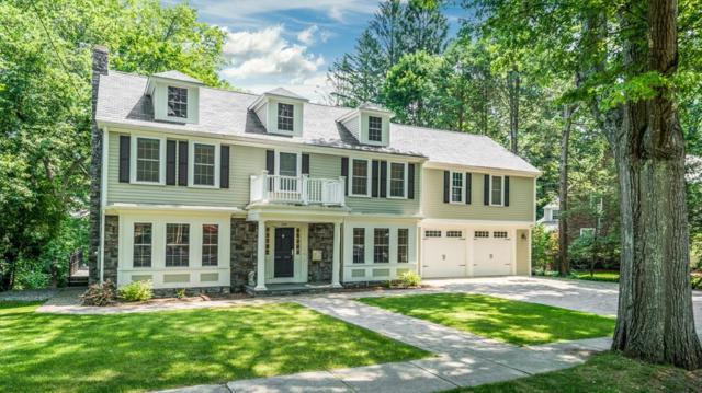 139 Arnold, Newton, MA 02459 (MLS #72215979) :: Ascend Realty Group