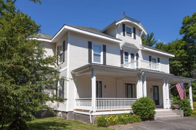 24 Union St D, Rockland, MA 02370 (MLS #72216144) :: Anytime Realty