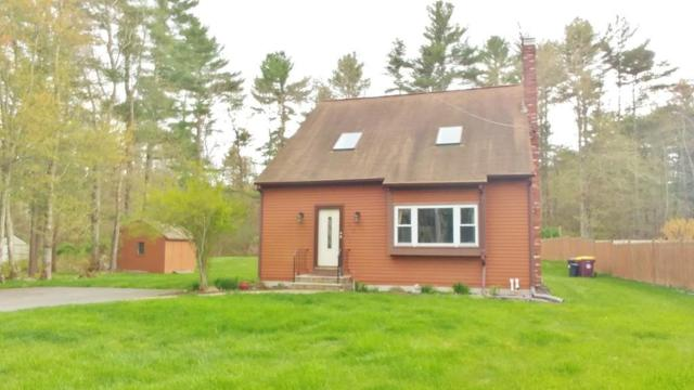 252 Mattapoisett Road, Acushnet, MA 02743 (MLS #72217063) :: Charlesgate Realty Group