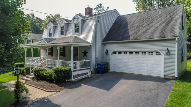 8 Jamestown Road, Leominster, MA 01453 (MLS #72217274) :: The Home Negotiators
