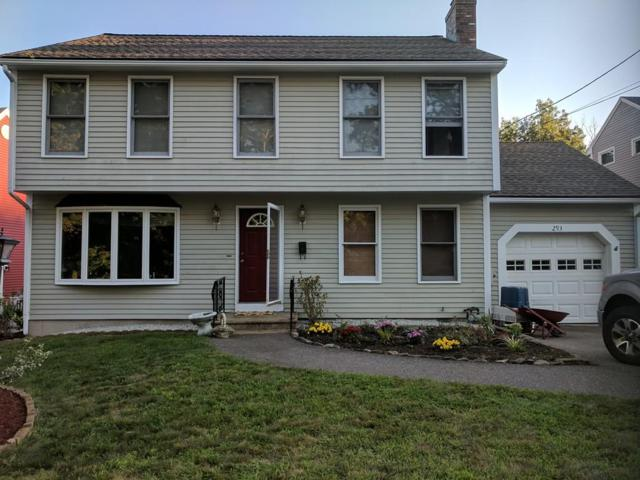 293 Mower St, Worcester, MA 01602 (MLS #72218161) :: Driggin Realty Group