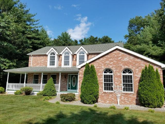6 Pine Knoll Drive, Southwick, MA 01077 (MLS #72218488) :: Goodrich Residential