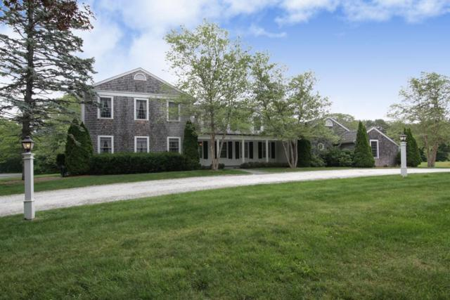 50 Indian Trail, Barnstable, MA 02630 (MLS #72219611) :: Driggin Realty Group
