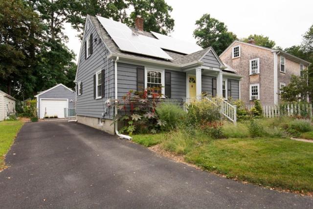 105 Peck Ave, Bristol, RI 02809 (MLS #72220231) :: Westcott Properties