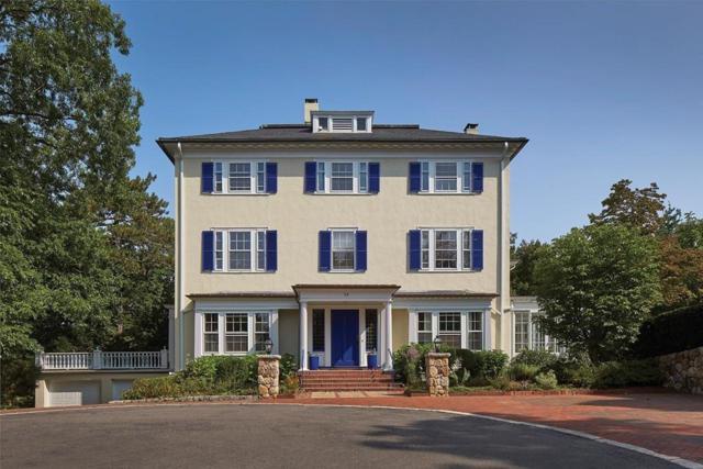 58 Welch Road, Brookline, MA 02445 (MLS #72223021) :: Goodrich Residential