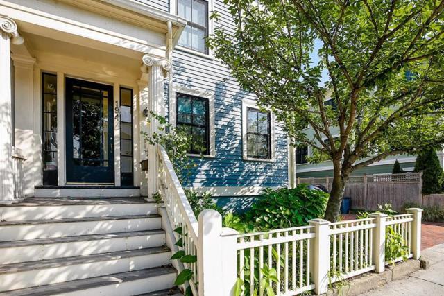 194 Prospect St #1, Cambridge, MA 02139 (MLS #72223955) :: Goodrich Residential