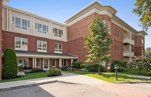 629 Hammond Street W210, Brookline, MA 02467 (MLS #72224557) :: Vanguard Realty