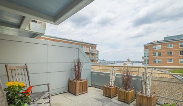 2 Battery Wharf #2302, Boston, MA 02109 (MLS #72224743) :: Goodrich Residential