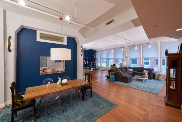 134 Beach Street 2A, Boston, MA 02111 (MLS #72225641) :: Goodrich Residential