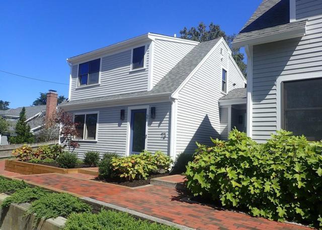73 Franklin Street #2, Provincetown, MA 02657 (MLS #72227288) :: Goodrich Residential