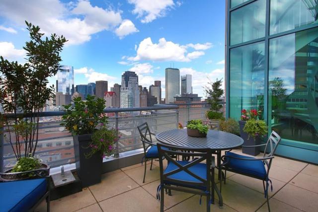 1 Nassau Street 2203-PH, Boston, MA 02111 (MLS #72227548) :: Goodrich Residential