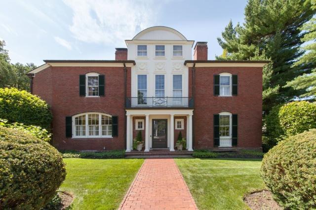 38 Suffolk Rd, Newton, MA 02467 (MLS #72227849) :: Goodrich Residential