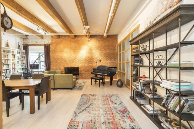 15 Sleeper St. #203, Boston, MA 02210 (MLS #72227893) :: Goodrich Residential