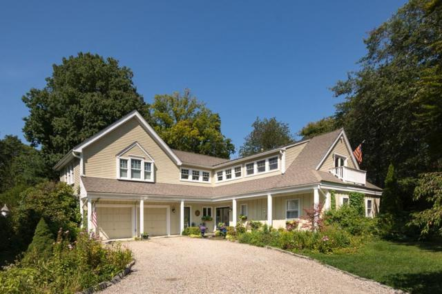 135 Linden Drive, Cohasset, MA 02025 (MLS #72228745) :: Mission Realty Advisors