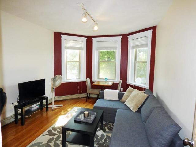 1673 Commonwealth Ave #7, Boston, MA 02135 (MLS #72228779) :: Vanguard Realty