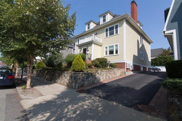 168 Medway Street #5, Providence, RI 02906 (MLS #72228855) :: Westcott Properties